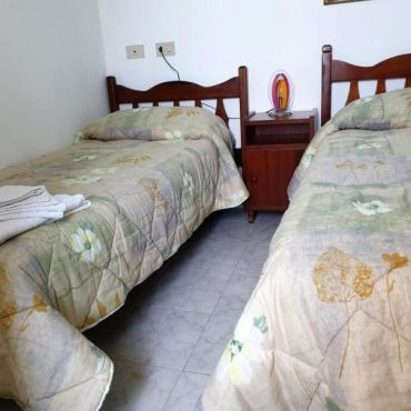 Double room hotel of the Convent of Cefalù in the historical center in front of the sea and the beach