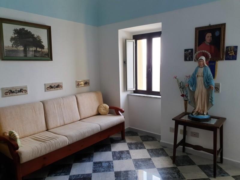 Interno del Convento di Cefalù