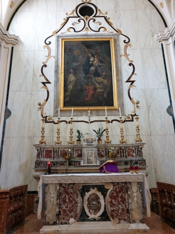 La Chiesa del Convento di Cefalù